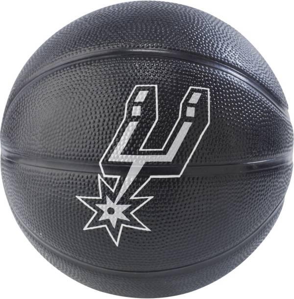 Spalding San Antonio Spurs Mini Basketball product image