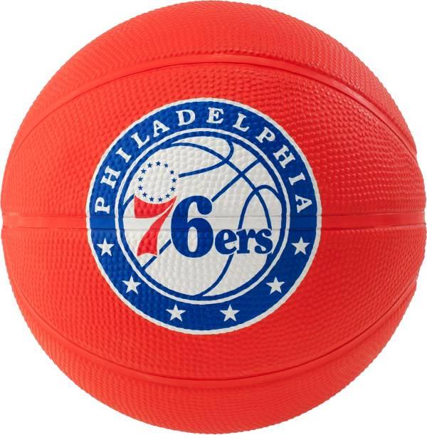 Spalding Philadelphia 76ers Mini Basketball product image
