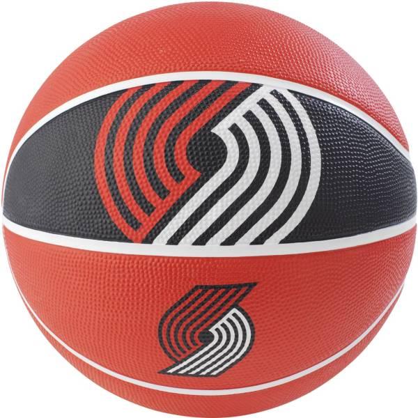 Spalding Portland Trail Blazers Full-Sized Court Side Basketball product image