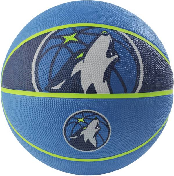 Spalding Minnesota Timberwolves Full-Sized Court Side Basketball product image