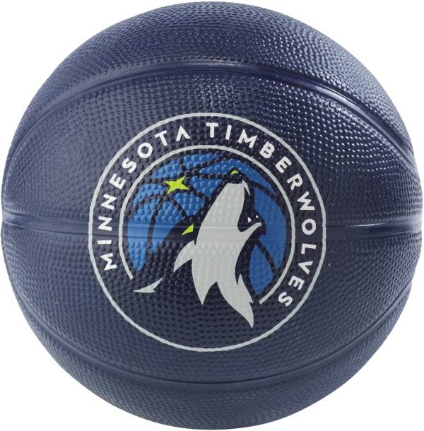 Spalding Minnesota Timberwolves Mini Basketball product image