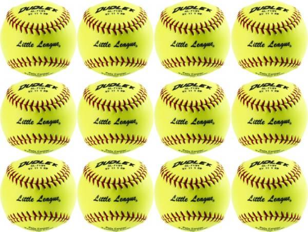 Dudley Little League 11'' Softballs - 12 Pack product image