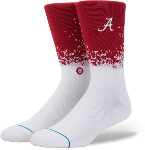 Stance Men's Alabama Crimson Tide Dip-Dye Socks product image