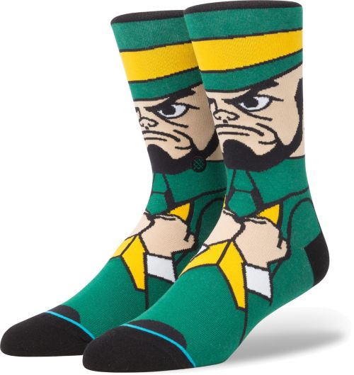 adacd83b0fa Stance Notre Dame Fighting Irish Mascot Socks