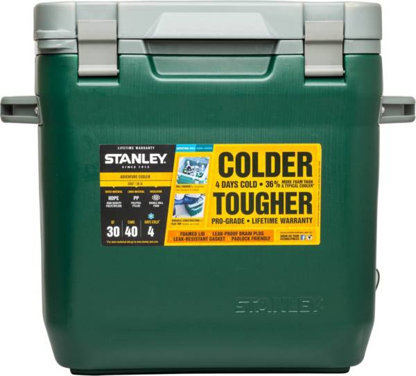 Stanley Adventure 30 Quart Cooler product image