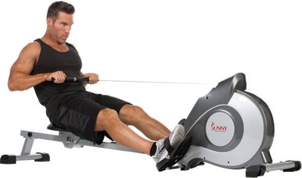 Sunny Health & Fitness SF-RW5515 Magnetic Rowing Machine product image