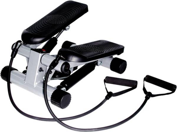 Sunny Health & Fitness NO. 012-S Mini Stepper With Resistance Bands product image