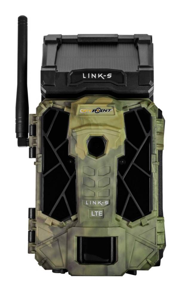 Spypoint LINK-S Solar Cellular Trail Camera – 12 MP product image