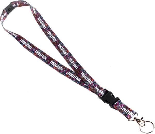 Tandem Volleyball Lanyard product image
