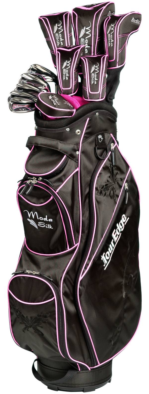 Tour Edge Women's Moda Silk 17-Piece Complete Set – (Graphite) product image