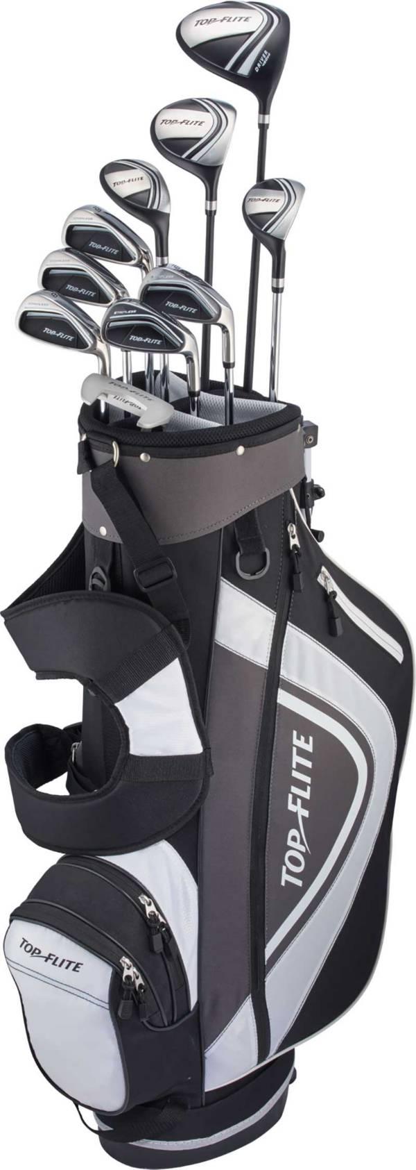 Top Flite 2018 XL 13-Piece Complete Set – (Graphite) – Black/Grey product image