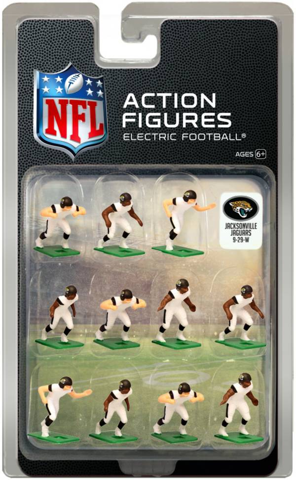 Tudor Games Jacksonville Jaguars White Uniform NFL Action Figure Set product image