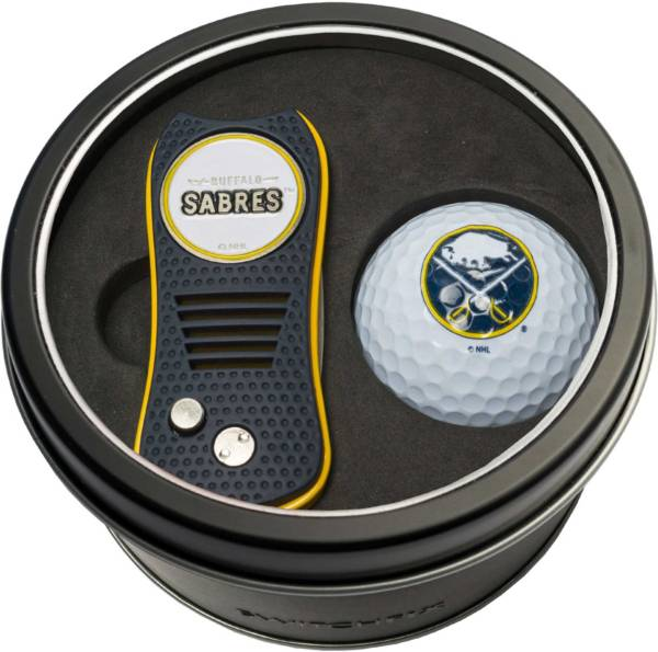Team Golf Buffalo Sabres Switchfix Divot Tool and Golf Ball Set product image