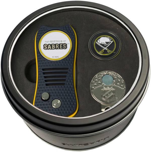 Team Golf Buffalo Sabres Switchfix Divot Tool and Cap Clip Set product image
