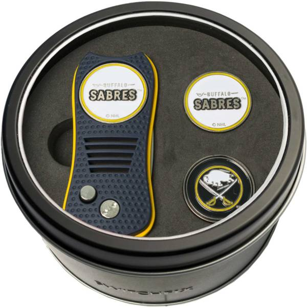 Team Golf Buffalo Sabres Switchfix Divot Tool and Ball Markers Set product image