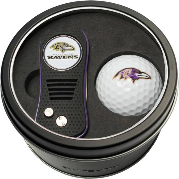 Team Golf Baltimore Ravens Switchfix Divot Tool and Golf Ball Set product image
