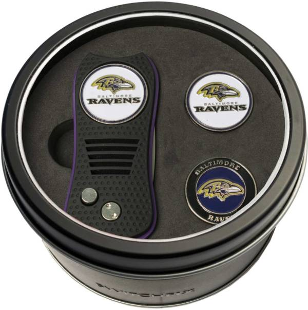 Team Golf Baltimore Ravens Switchfix Divot Tool and Ball Markers Set product image