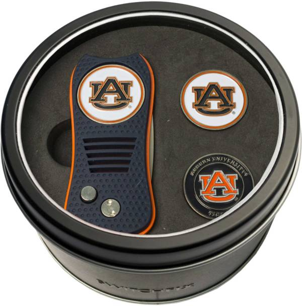 Team Golf Auburn Tigers Switchfix Divot Tool and Ball Markers Set product image