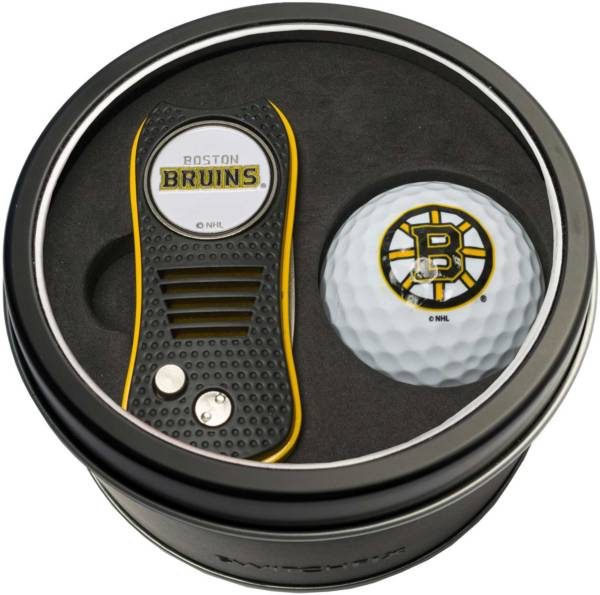 Team Golf Boston Bruins Switchfix Divot Tool and Golf Ball Set product image