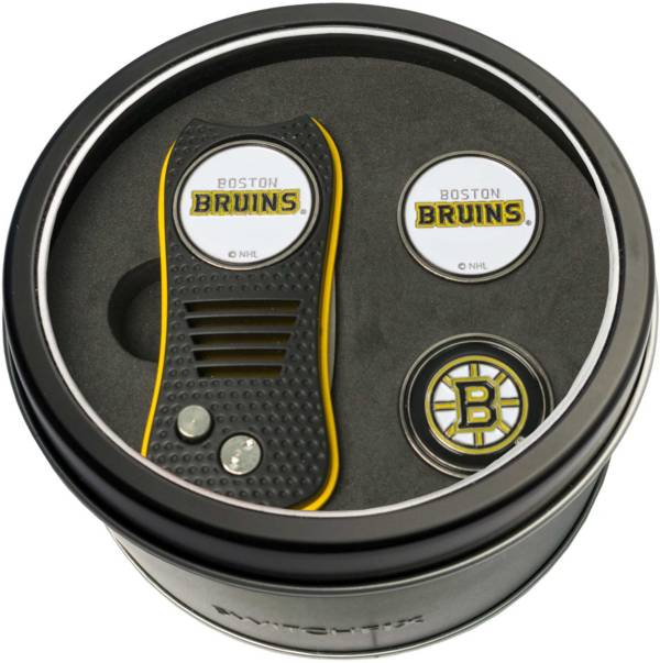 Team Golf Boston Bruins Switchfix Divot Tool and Ball Markers Set product image