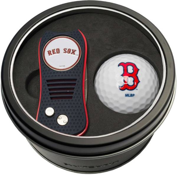 Team Golf Boston Red Sox Switchfix Divot Tool and Golf Ball Set product image