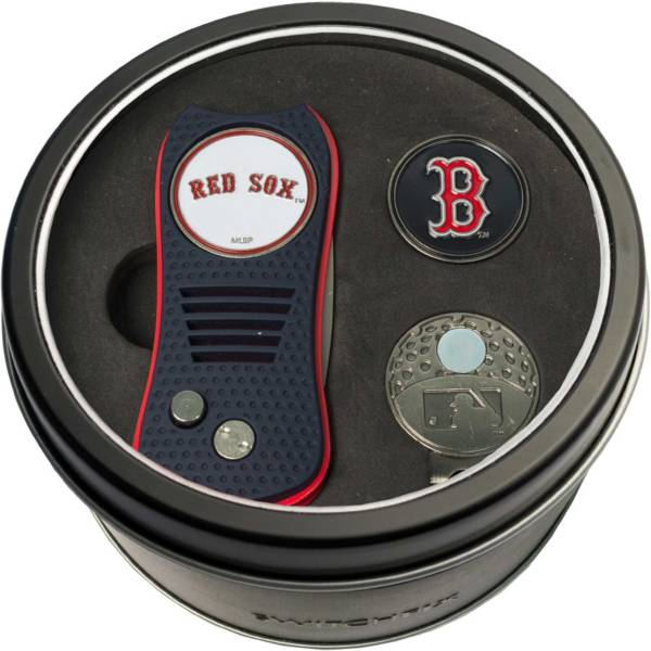 Team Golf Boston Red Sox Switchfix Divot Tool and Cap Clip Set product image