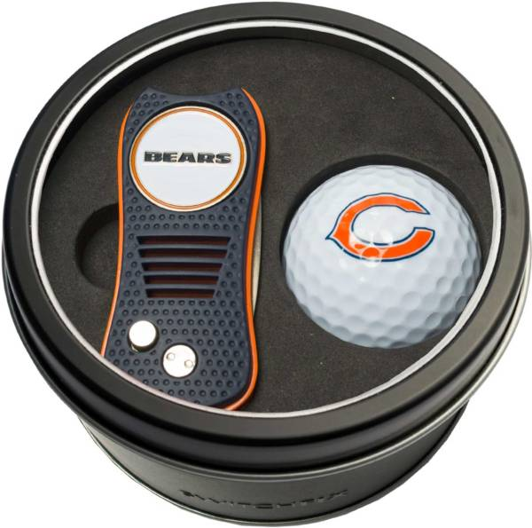 Team Golf Chicago Bears Switchfix Divot Tool and Golf Ball Set product image