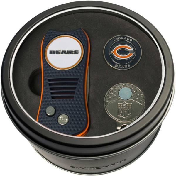 Team Golf Chicago Bears Switchfix Divot Tool and Cap Clip Set product image