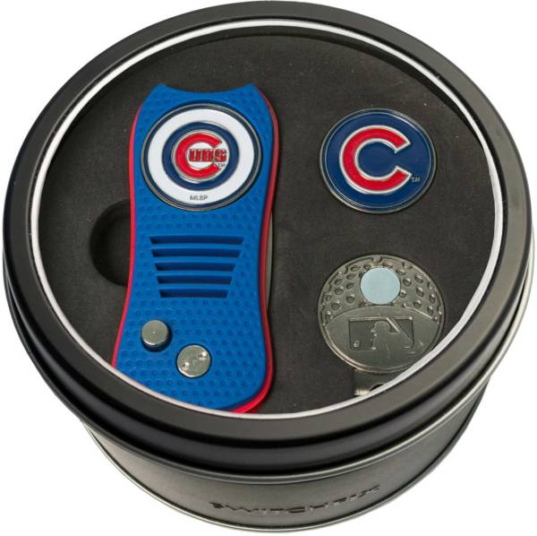 Team Golf Chicago Cubs Switchfix Divot Tool and Cap Clip Set product image