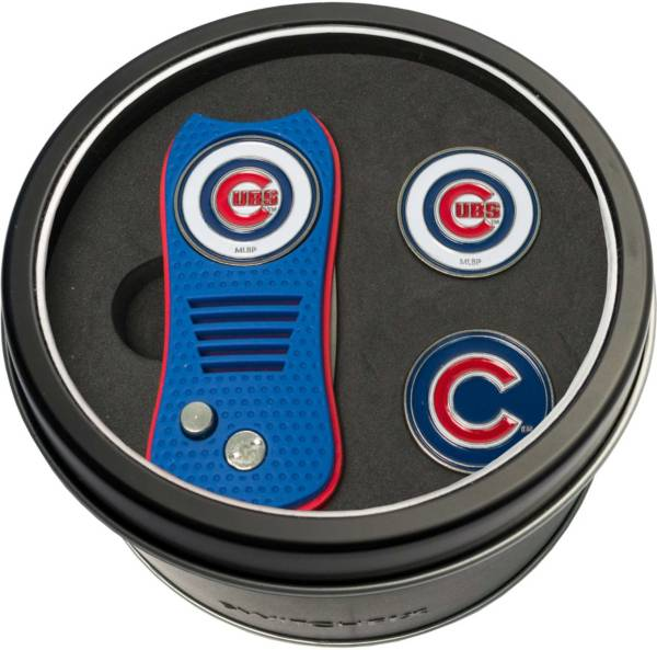 Team Golf Chicago Cubs Switchfix Divot Tool and Ball Markers Set product image