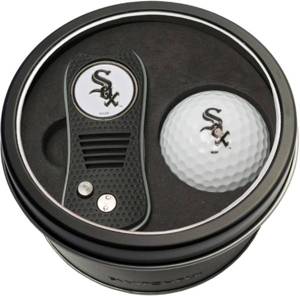 Team Golf Chicago White Sox Switchfix Divot Tool and Golf Ball Set product image