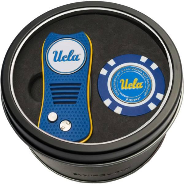 Team Golf UCLA Bruins Switchfix Divot Tool and Poker Chip Ball Marker Set product image