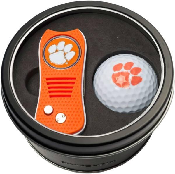 Team Golf Clemson Tigers Switchfix Divot Tool and Golf Ball Set product image