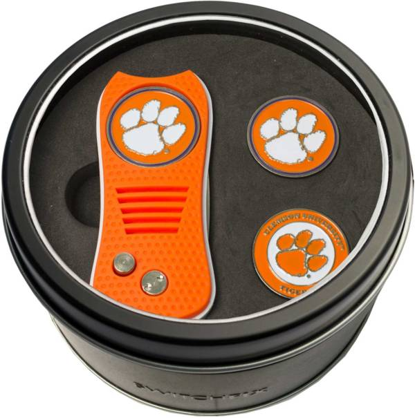 Team Golf Clemson Tigers Switchfix Divot Tool and Ball Markers Set product image