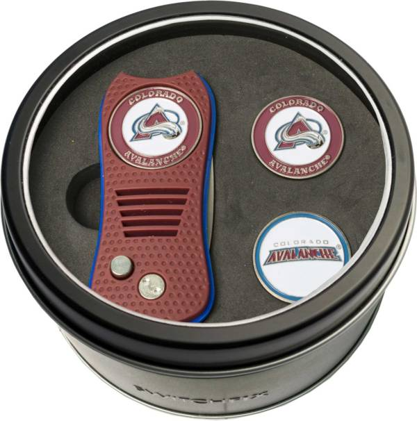 Team Golf Colorado Avalanche Switchfix Divot Tool and Ball Markers Set product image