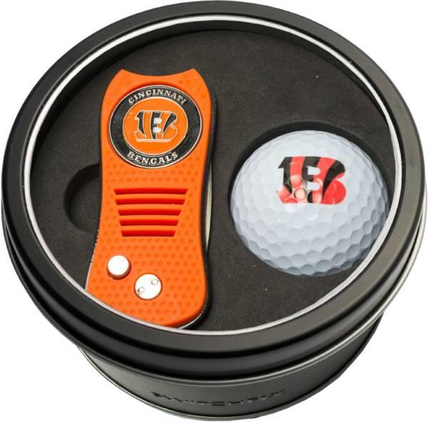 Team Golf Cincinnati Bengals Switchfix Divot Tool and Golf Ball Set product image