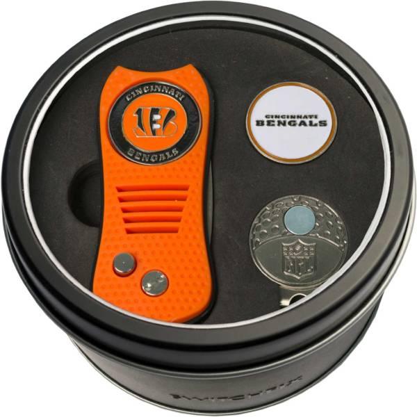 Team Golf Cincinnati Bengals Switchfix Divot Tool and Cap Clip Set product image