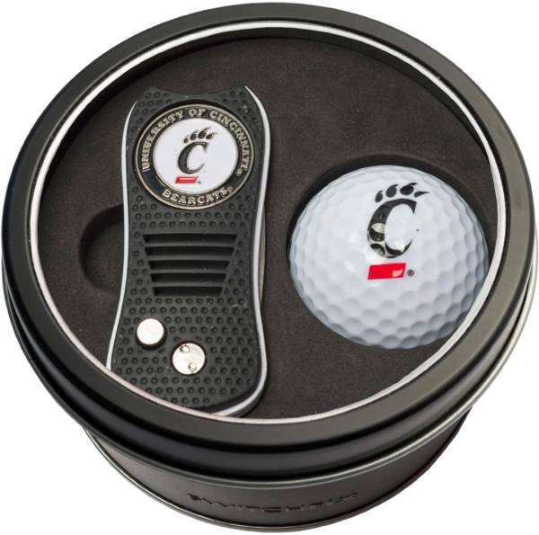 Team Golf Cincinnati Bearcats Switchfix Divot Tool and Golf Ball Set product image