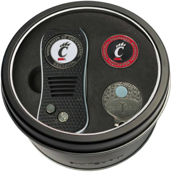 Team Golf Cincinnati Bearcats Switchfix Divot Tool and Cap Clip Set product image