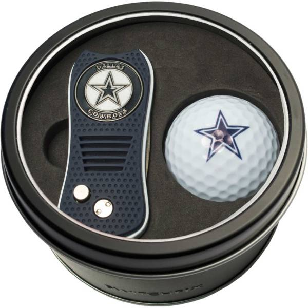 Team Golf Dallas Cowboys Switchfix Divot Tool and Golf Ball Set product image