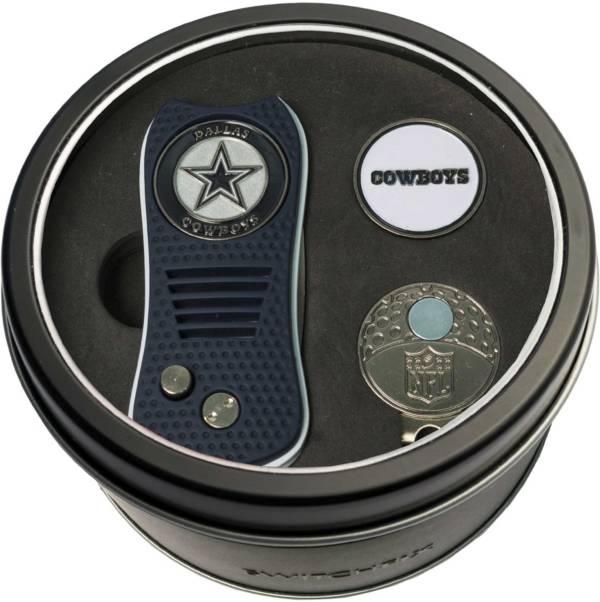 Team Golf Dallas Cowboys Switchfix Divot Tool and Cap Clip Set product image