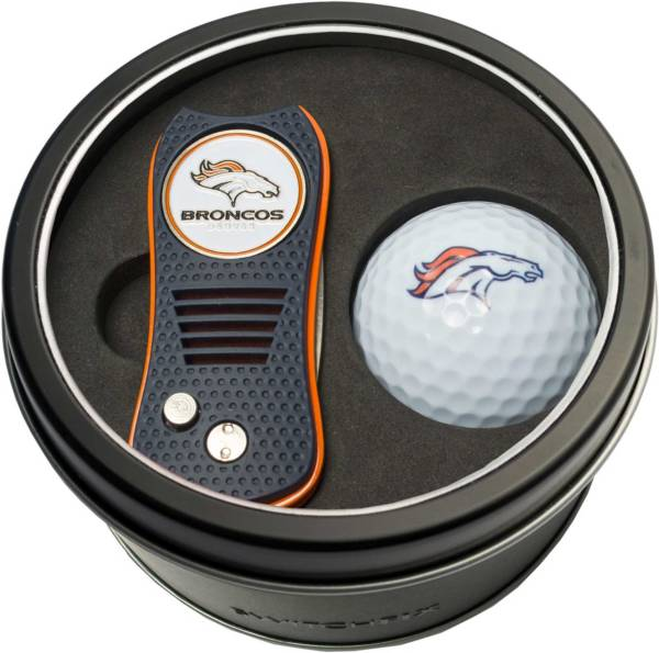 Team Golf Denver Broncos Switchfix Divot Tool and Golf Ball Set product image