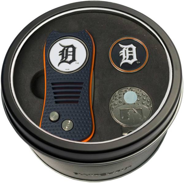 Team Golf Detroit Tigers Switchfix Divot Tool and Cap Clip Set product image