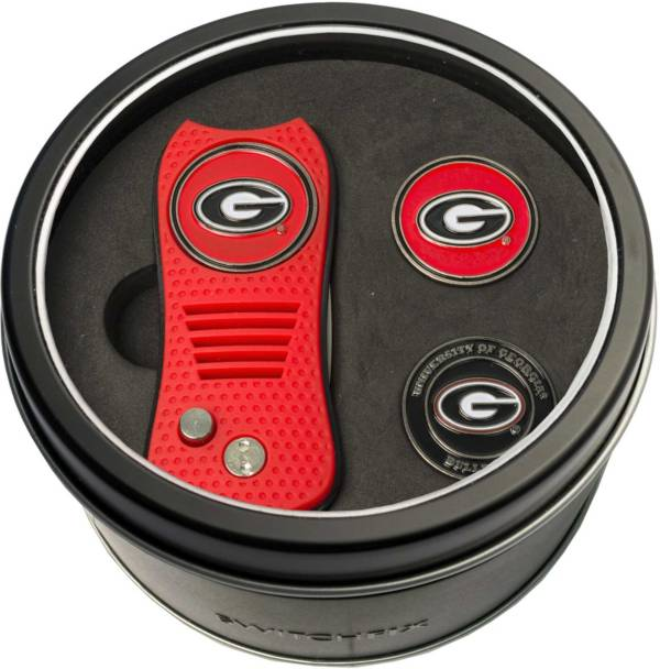 Team Golf Georgia Bulldogs Switchfix Divot Tool and Ball Markers Set product image