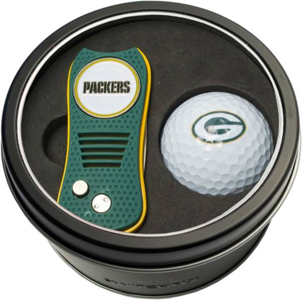 Team Golf Green Bay Packers Switchfix Divot Tool and Golf Ball Set product image