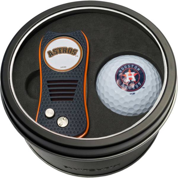 Team Golf Houston Astros Switchfix Divot Tool and Golf Ball Set product image
