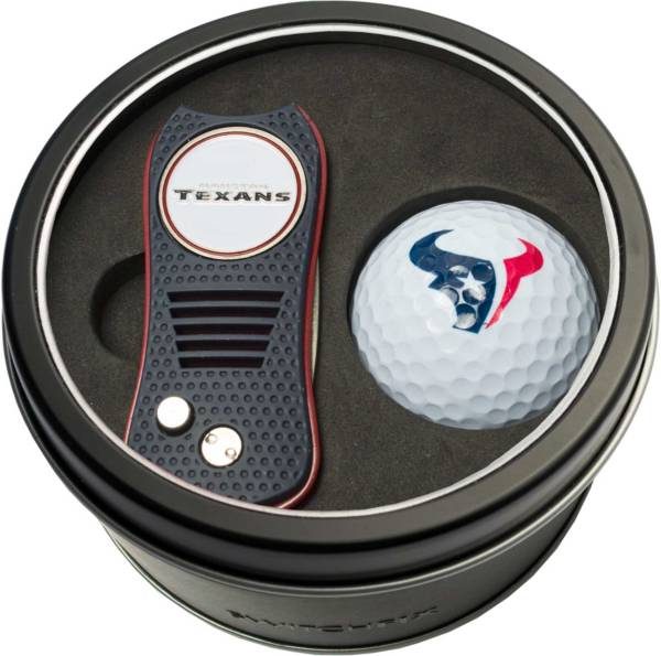 Team Golf Houston Texans Switchfix Divot Tool and Golf Ball Set product image