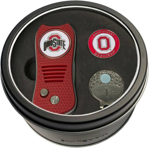 Team Golf Ohio State Buckeyes Switchfix Divot Tool and Cap Clip Set product image