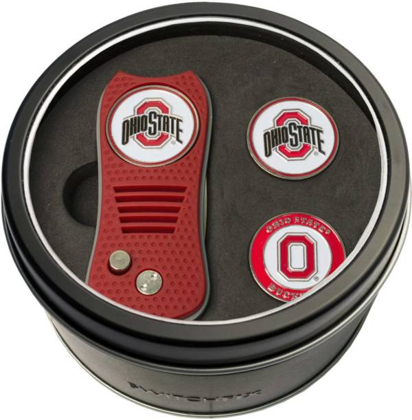 Team Golf Ohio State Buckeyes Switchfix Divot Tool and Ball Markers Set product image