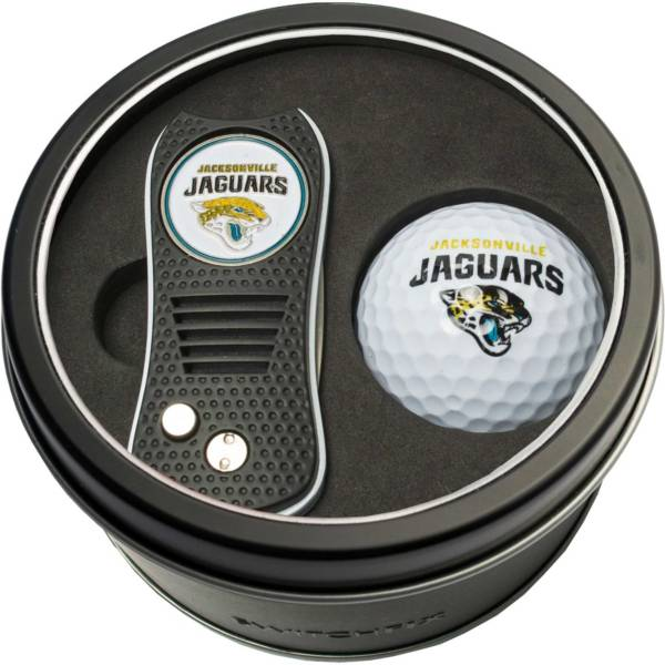 Team Golf Jacksonville Jaguars Switchfix Divot Tool and Golf Ball Set product image